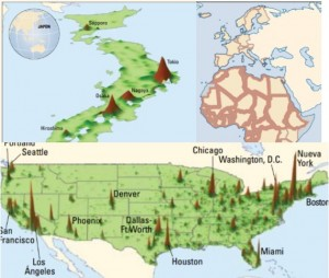 Nueva geografia economica