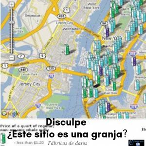 Cuándo es útil el Crowdosurcing cartográfico