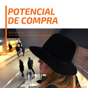 Geomarketing potencial de compra
