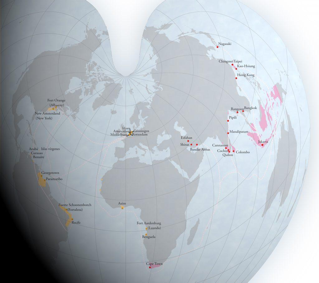 VOC-Pionera Infraestructura de Datos Geográficos